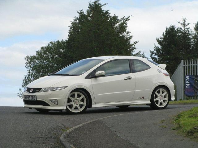 used honda civic 2009 petrol 2 0 i vtec championship white hatchback manual for sale in turrif. Black Bedroom Furniture Sets. Home Design Ideas