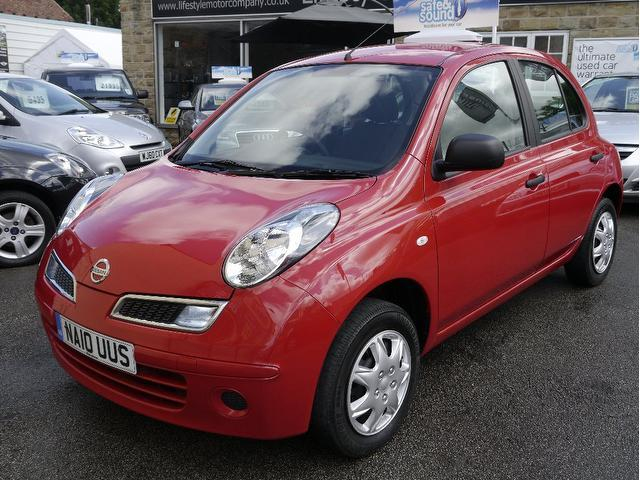 used nissan micra hatchback for sale uk autopazar. Black Bedroom Furniture Sets. Home Design Ideas