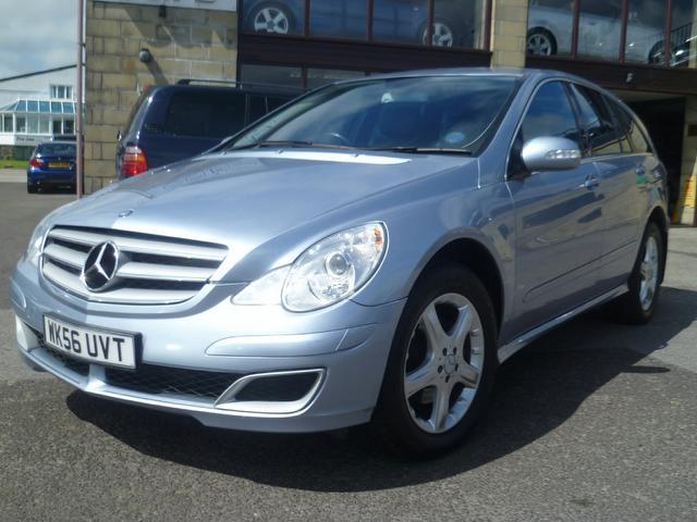 Used mercedes benz 2006 diesel class r320 cdi sport estate for Used mercedes benz diesel for sale