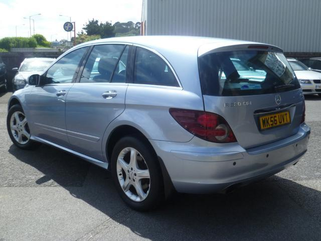 Used mercedes benz 2006 diesel class r320 cdi sport estate for Mercedes benz r class for sale