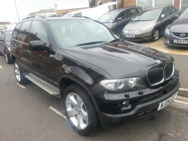 used bmw x5 2004 for sale uk autopazar. Black Bedroom Furniture Sets. Home Design Ideas