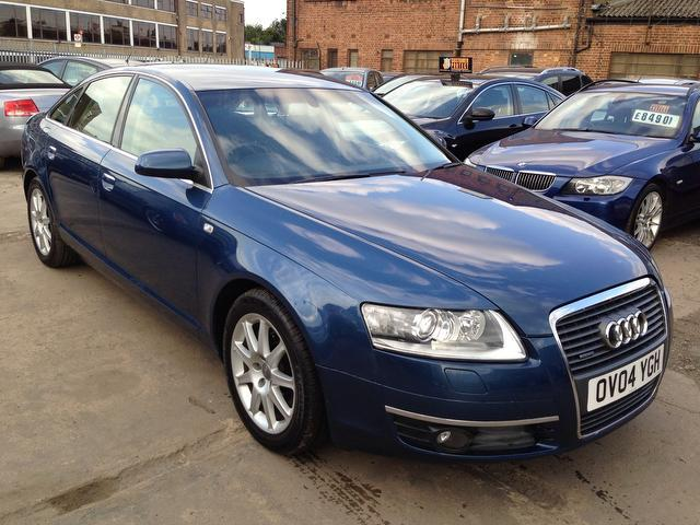 Used Audi A6 for Sale in London UK - Autopazar