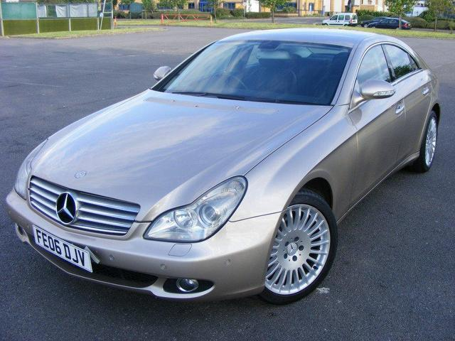 Used mercedes benz 2006 diesel cdi 4dr tip auto sat saloon for Mercedes benz uk used