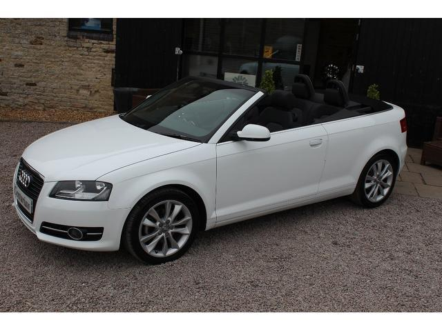 used 2011 audi a3 convertible 2 0 tdi sport 2dr diesel for sale in kettering uk autopazar. Black Bedroom Furniture Sets. Home Design Ideas
