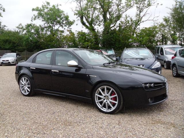 Alfa romeo 159 ti sportwagon 24 jtdm for sale