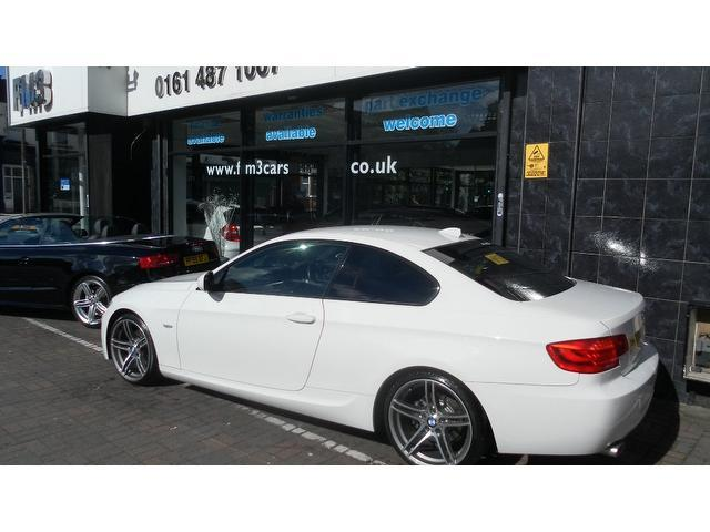 Used Bmw 3 Series 2011 Diesel 320d M Sport Coupe White With Car ...