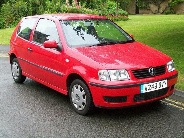 used volkswagen polo 2000 for sale uk autopazar. Black Bedroom Furniture Sets. Home Design Ideas