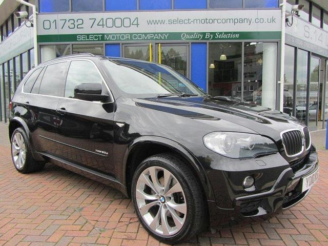 used bmw x5 2010 xdrive30d m sport 5dr black for sale in sevenoaks uk autopazar. Black Bedroom Furniture Sets. Home Design Ideas