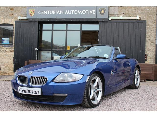 used bmw z4 car 2008 blue petrol se 2 door auto convertible for sale in kettering uk. Black Bedroom Furniture Sets. Home Design Ideas