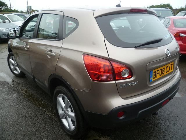used 2008 nissan qashqai hatchback 2 0 dci tekna 5dr diesel for sale in penzance uk autopazar. Black Bedroom Furniture Sets. Home Design Ideas