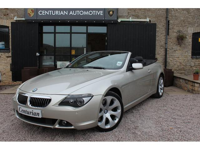 Used Bmw Series Convertible Ci Dr Auto Petrol For Sale - 2004 bmw 645ci convertible for sale