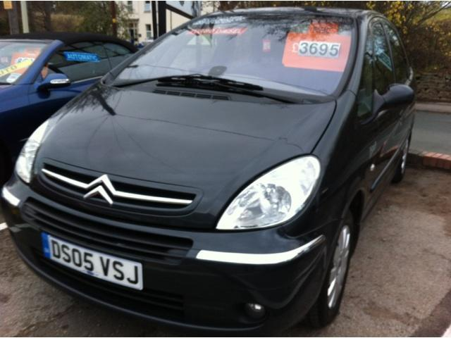 used citroen xsara car 2005 grey diesel picasso 2 0 hdi. Black Bedroom Furniture Sets. Home Design Ideas