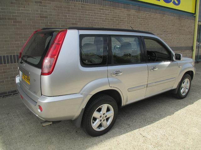 used nissan x trail 2006 silver colour diesel 2 2 dci 136 se 4x4 for sale in norwich uk autopazar. Black Bedroom Furniture Sets. Home Design Ideas