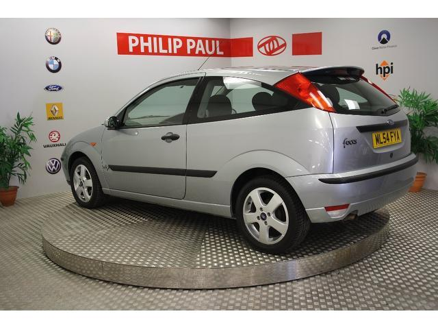 Used 2004 Ford Focus Hatchback 1.6 Edge 3dr Very Petrol ...