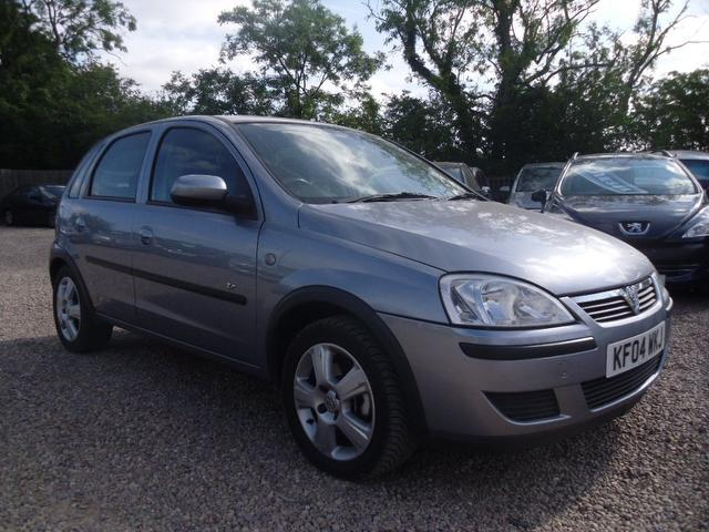 used vauxhall corsa 2004 silver colour diesel 1 3 cdti energy 5 door hatchback for sale in. Black Bedroom Furniture Sets. Home Design Ideas