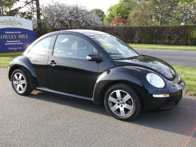 used 2010 volkswagen beetle hatchback 1 6 luna 3dr petrol for sale in newmarket uk autopazar. Black Bedroom Furniture Sets. Home Design Ideas