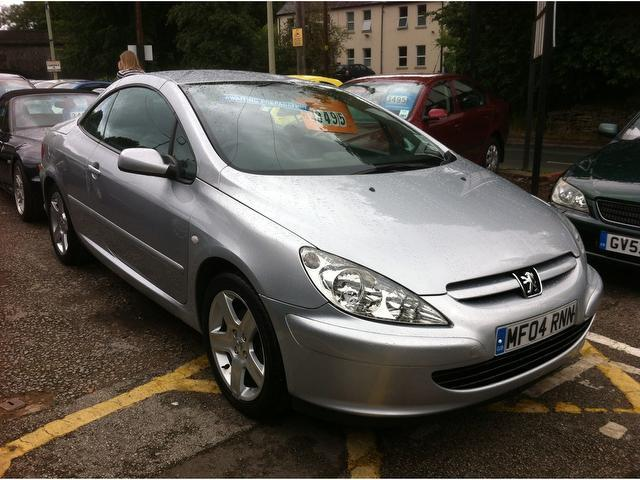 Used Peugeot 307 2004 Silver - Petrol Manual for Sale