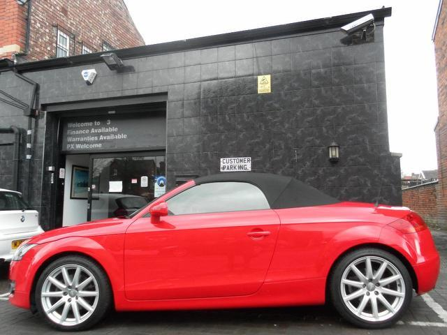 used red audi tt 2009 petrol fsi 2dr convertible in great condition for sale autopazar. Black Bedroom Furniture Sets. Home Design Ideas