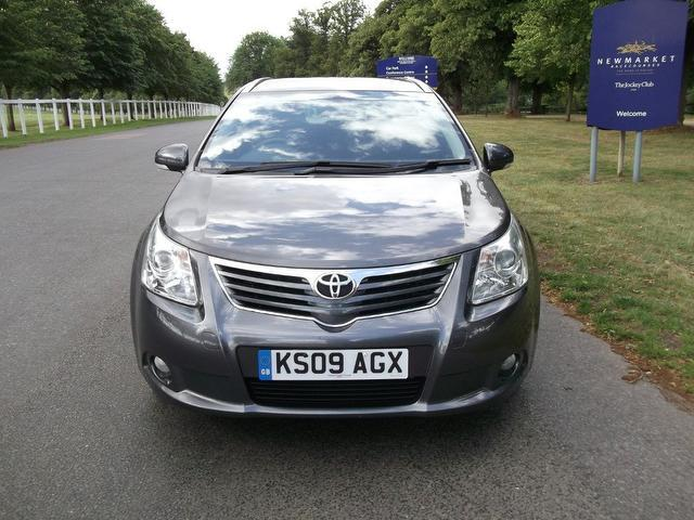 Used Cars In Newmarket >> Used Toyota Avensis 2009 Grey Colour Diesel 2.0 D-4d Tr 5 Door Estate For Sale In Newmarket Uk ...