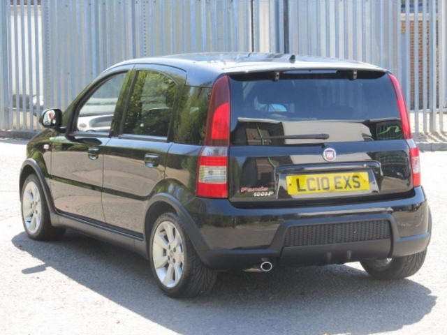 used fiat panda car 2010 black petrol for sale in epsom uk autopazar. Black Bedroom Furniture Sets. Home Design Ideas