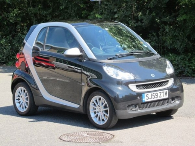 used smart fortwo 2009 diesel coupe black automatic for sale in epsom uk autopazar. Black Bedroom Furniture Sets. Home Design Ideas