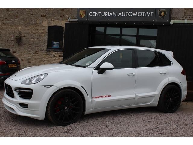 Used Porsche Cayenne 2013 White 4x4 Diesel Automatic for Sale