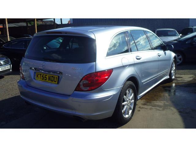 Used mercedes benz 2006 diesel class r320l cdi se estate for Used mercedes benz r class for sale