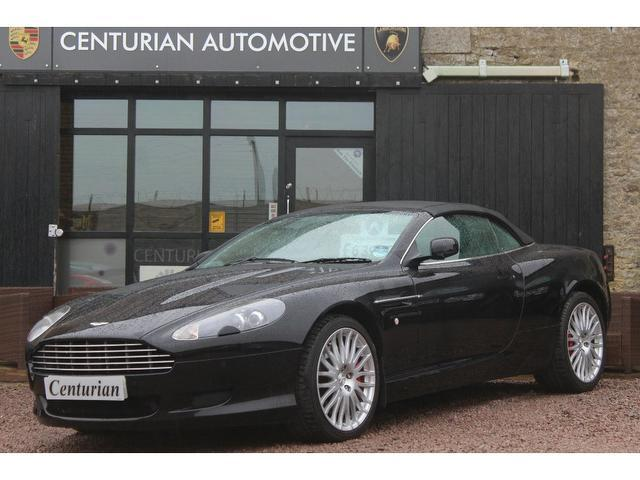 used aston martin db9 2008 black convertible petrol automatic for sale. Cars Review. Best American Auto & Cars Review