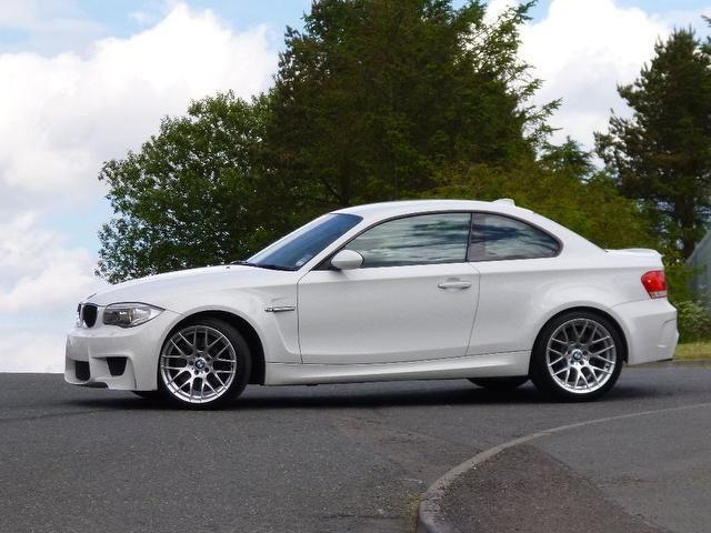 Used bmw 1 series 2011 manual petrol m 2 door 3 0 white for sale uk autopazar - Bmw 2 series coupe white ...