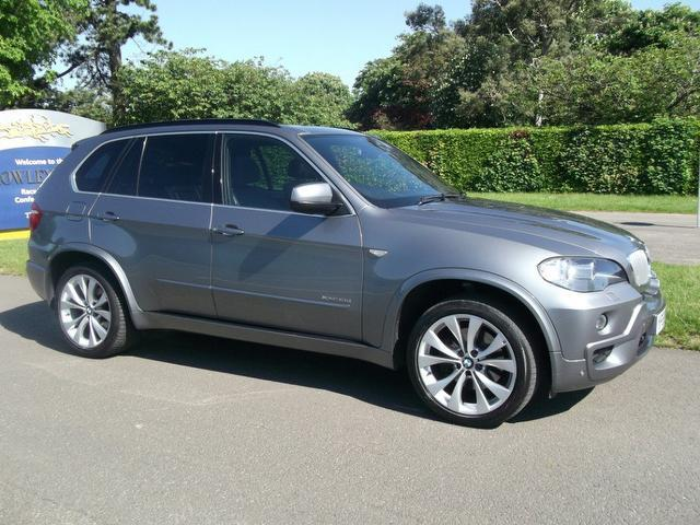 Used Bmw X5 2010 Grey 4x4 Diesel Automatic for Sale