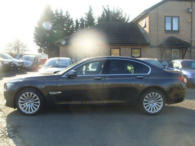 used bmw 7 series car 2009 grey diesel 730d se 4 door saloon for sale in fengate uk autopazar. Black Bedroom Furniture Sets. Home Design Ideas