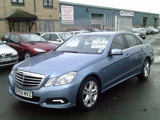 Used 2009 mercedes benz saloon class e350 cdi for Used mercedes benz diesel for sale