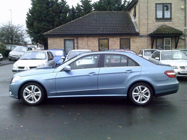 used 2009 mercedes benz saloon class e350 cdi