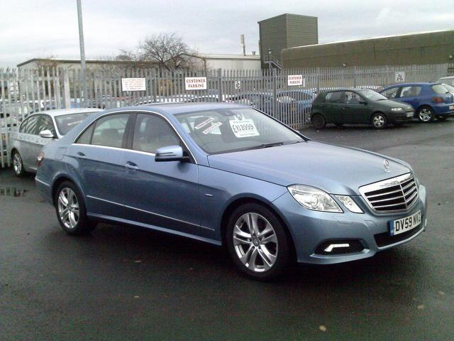 Used 2009 mercedes benz saloon class e350 cdi for Mercedes benz 2009 for sale