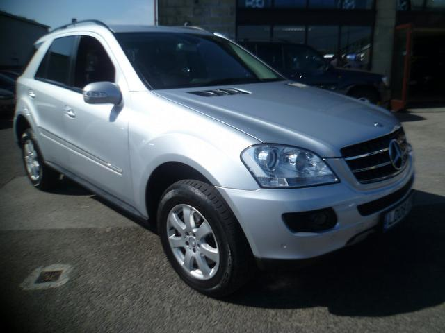 Used mercedes benz 2008 diesel class ml320 cdi se 4x4 for Used mercedes benz ml320