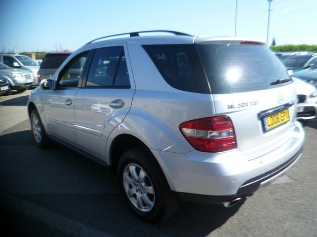 Used mercedes benz 2008 diesel class ml320 cdi se 4x4 for Mercedes benz ml 2008 for sale
