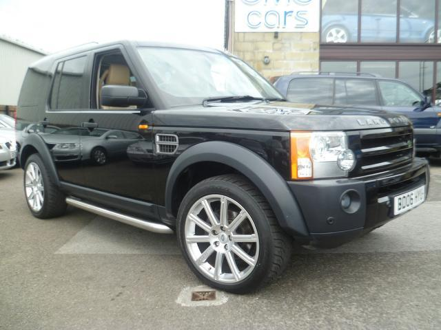 Used 2006 Land Rover Discovery 4x4 2.7 Td V6 sel For Sale In ...