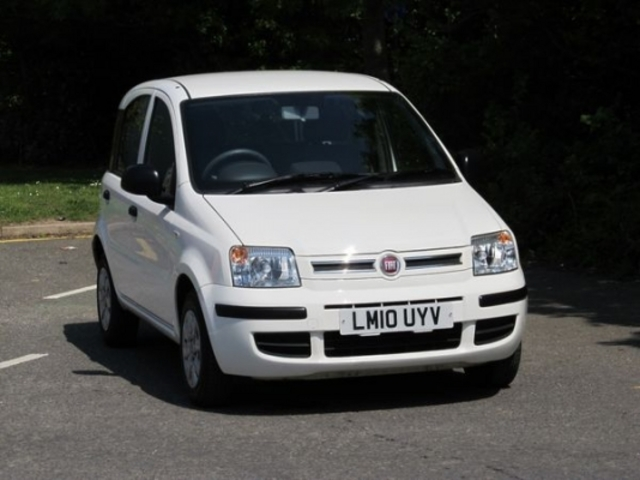 used fiat panda 2010 unleaded white manual for sale in. Black Bedroom Furniture Sets. Home Design Ideas