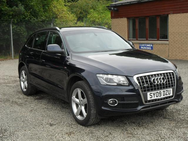 used audi q5 4x4 for sale uk autopazar. Black Bedroom Furniture Sets. Home Design Ideas