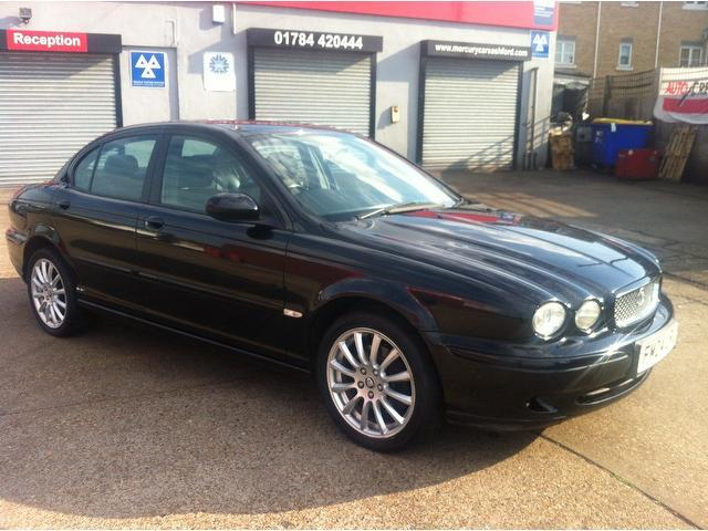 used 2004 jaguar x type saloon black edition sport. Black Bedroom Furniture Sets. Home Design Ideas