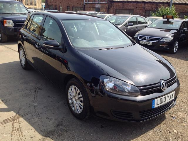 used volkswagen golf 2010 model 1 6 tdi 105 s diesel. Black Bedroom Furniture Sets. Home Design Ideas