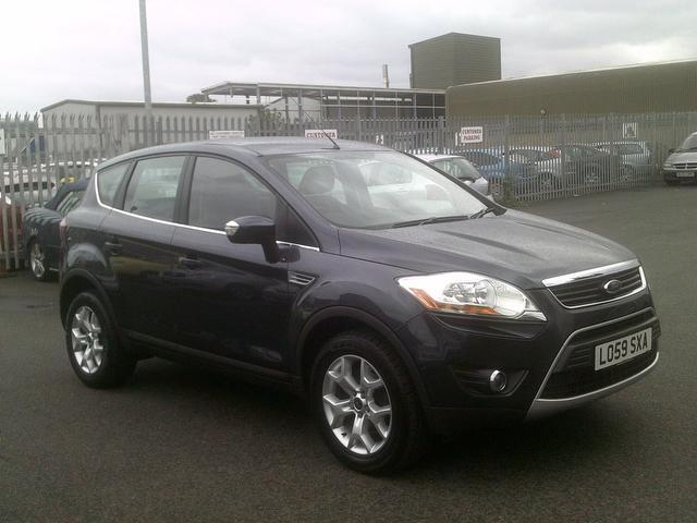 used ford kuga 2010 manual diesel 2 0 tdci zetec 5 door grey for sale uk autopazar. Black Bedroom Furniture Sets. Home Design Ideas