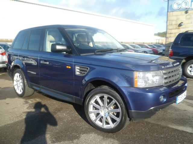 used 2005 land rover range 4x4 blue edition sport 2 7 diesel for sale in penzance uk autopazar. Black Bedroom Furniture Sets. Home Design Ideas