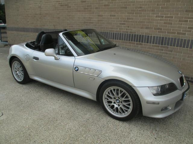 used bmw z3 2002 petrol 2 2 sport 2dr convertible silver edition for sale in norwich uk autopazar. Black Bedroom Furniture Sets. Home Design Ideas