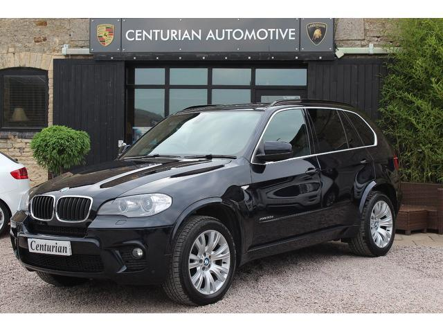 Used Bmw X5 2011 Black 4x4 Diesel Automatic for Sale