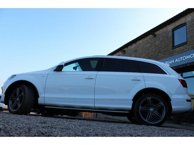 used 2009 audi q7 4x4 3 0 tdi 245 quattro diesel for sale in kettering uk autopazar. Black Bedroom Furniture Sets. Home Design Ideas