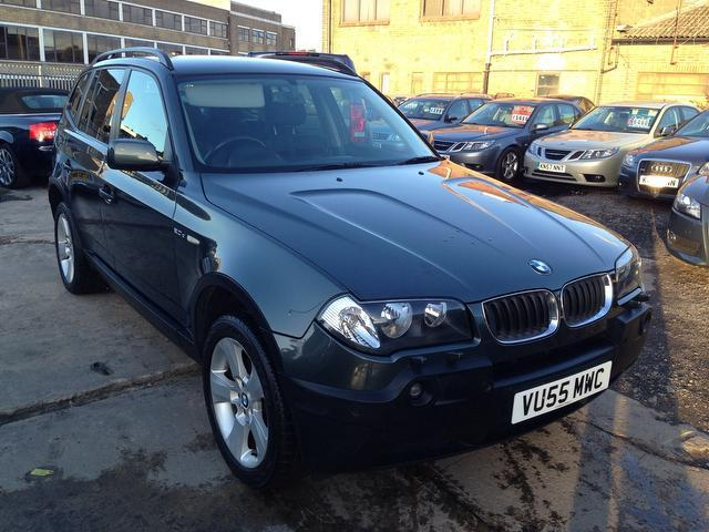 used bmw x3 2005 for sale uk autopazar. Black Bedroom Furniture Sets. Home Design Ideas
