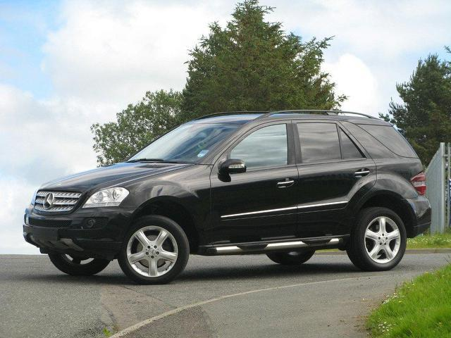 used mercedes benz 2007 diesel class ml280 cdi edition 4x4