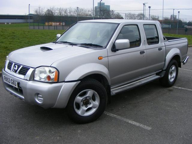 Cars Under 3000 For Sale >> Used Nissan Navara 2004 Diesel Double Cab Pick Up 4x4 Silver Edition For Sale In Wembley Uk ...