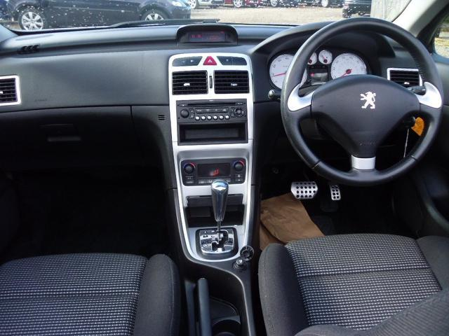 Used Peugeot 307 2.0 S 2 Door Auto Convertible Silver 2007 Petrol for Sale in UK